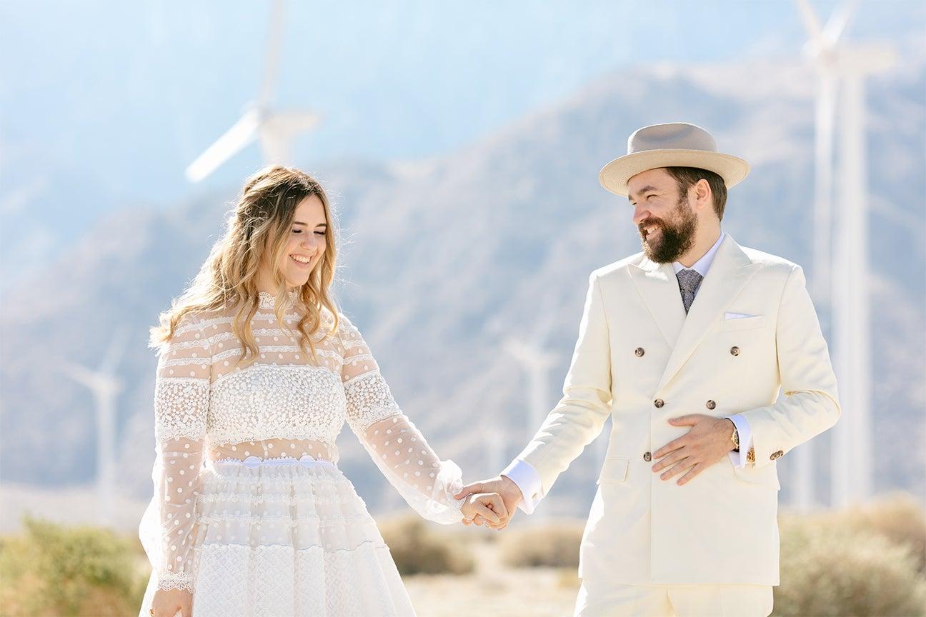 Bryan and Madison Caselli