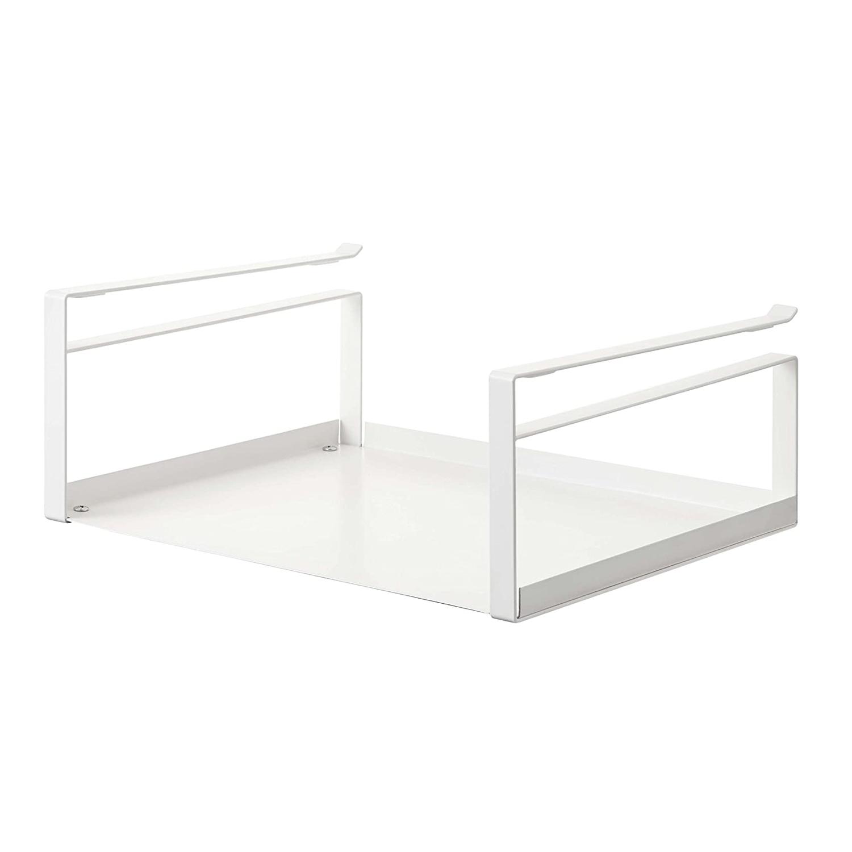 Under-cabinet shelf