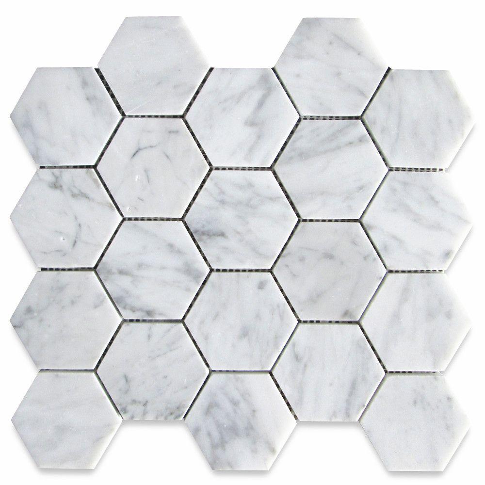 c33xp-carrara-white-marble-3-inch-hexagon-mosaic-tile-polished