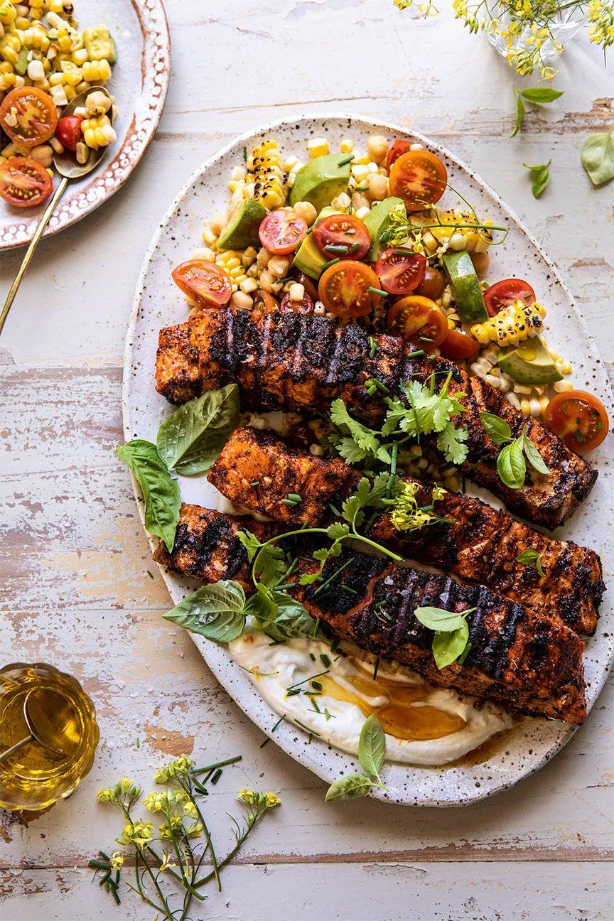Parmesan Salmon