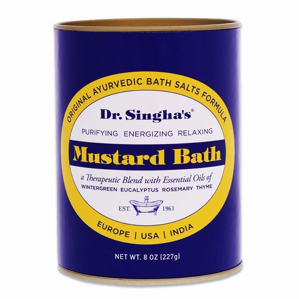 Dr. Singha's Mustard Bath, Therapeutic Bath Salts