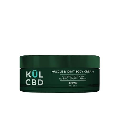 Muscle & Joint Body Cream