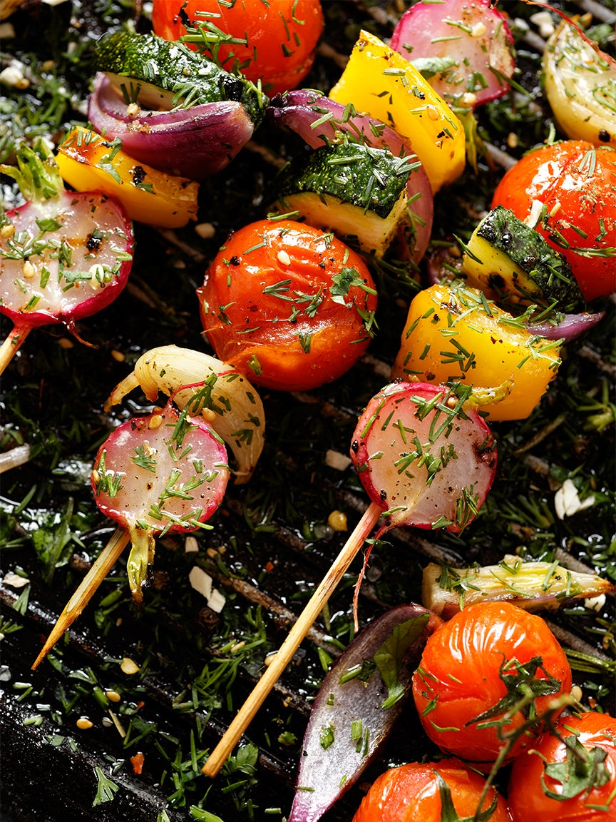 Vegetables Are the Unsung Hero of Summer Grilling