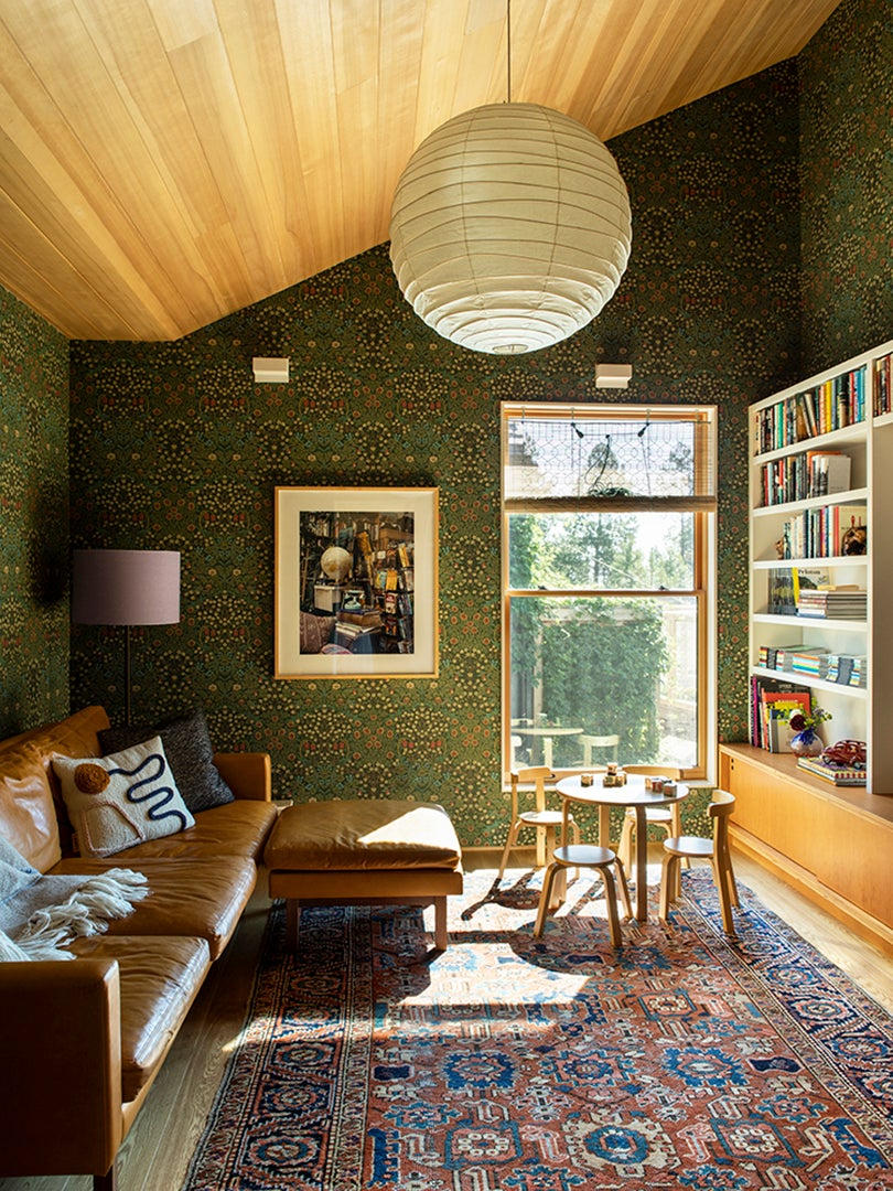 Bend Oregon Residence. Interior Design by Reath Design, Architecture by Bestor Architecture