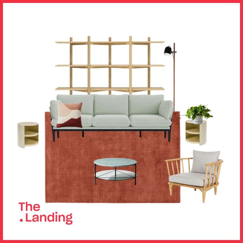 The Landing demo