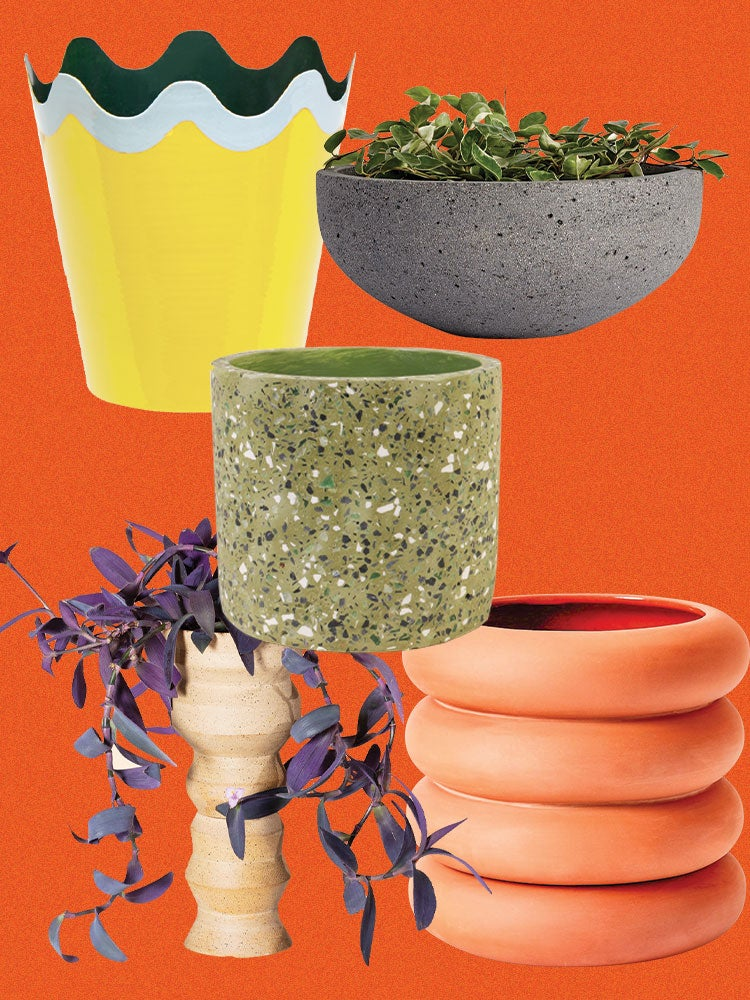 Planters Are Like Tiny Houses For Your Greenery