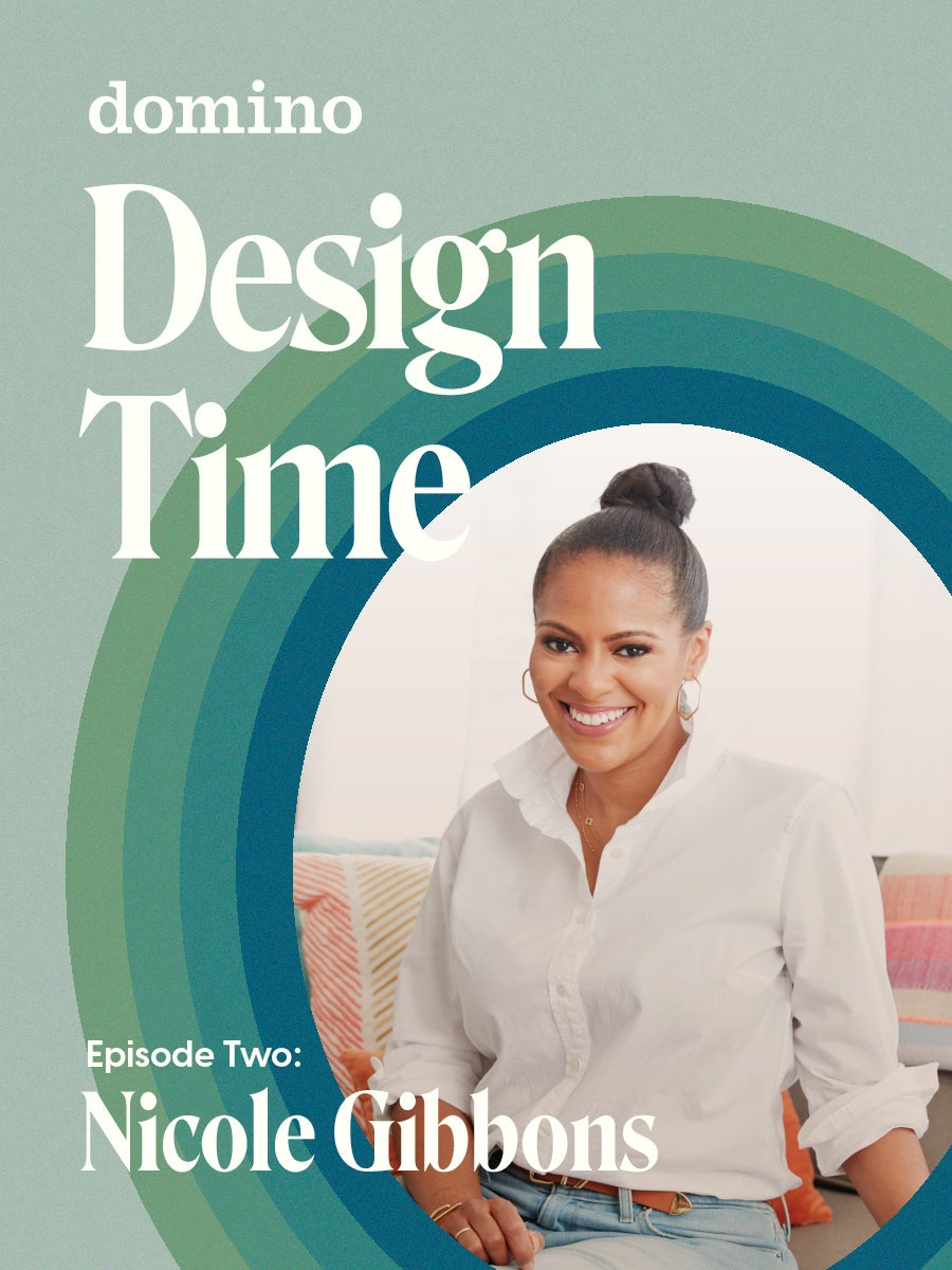 woman with design time graphic