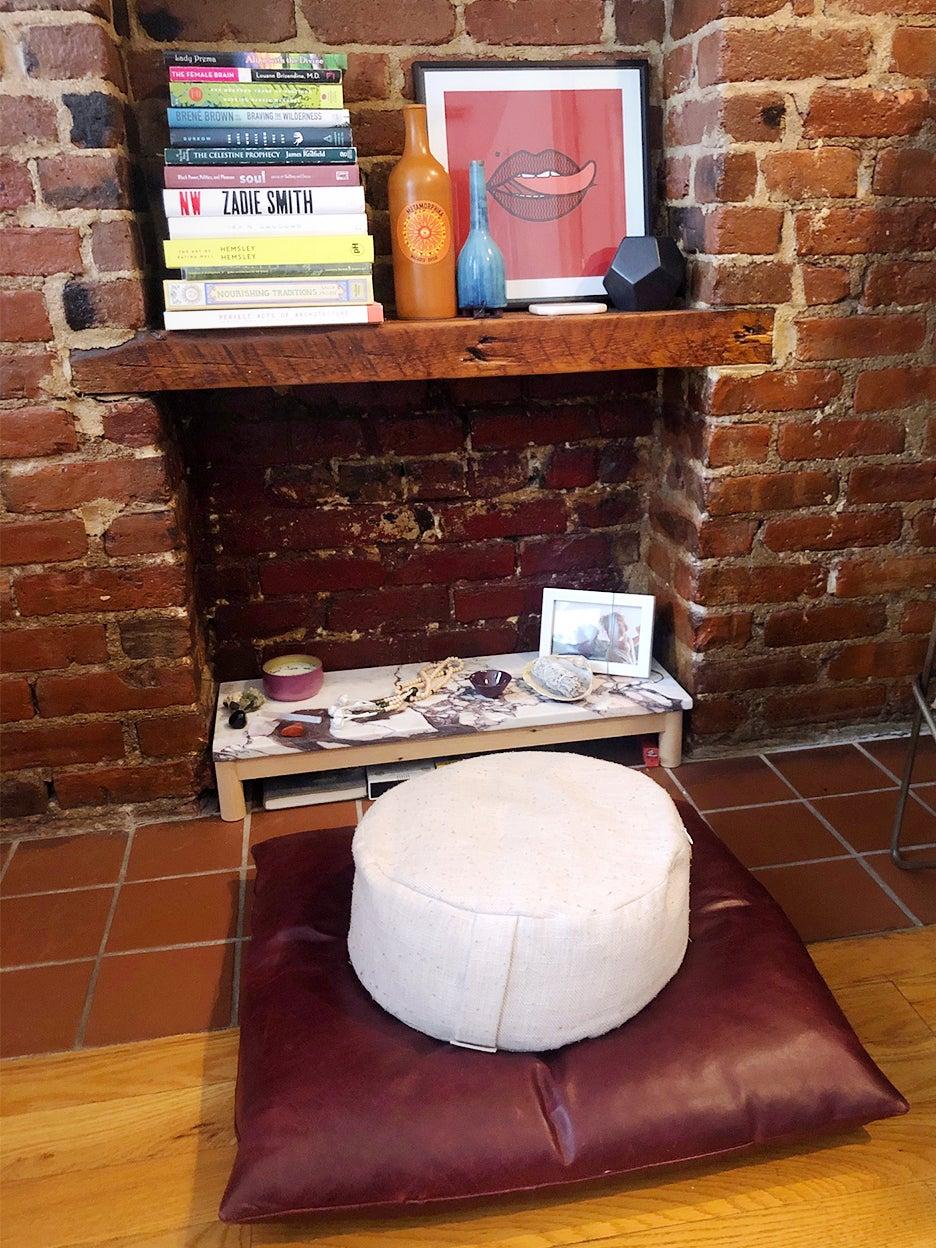 Elisa's altar