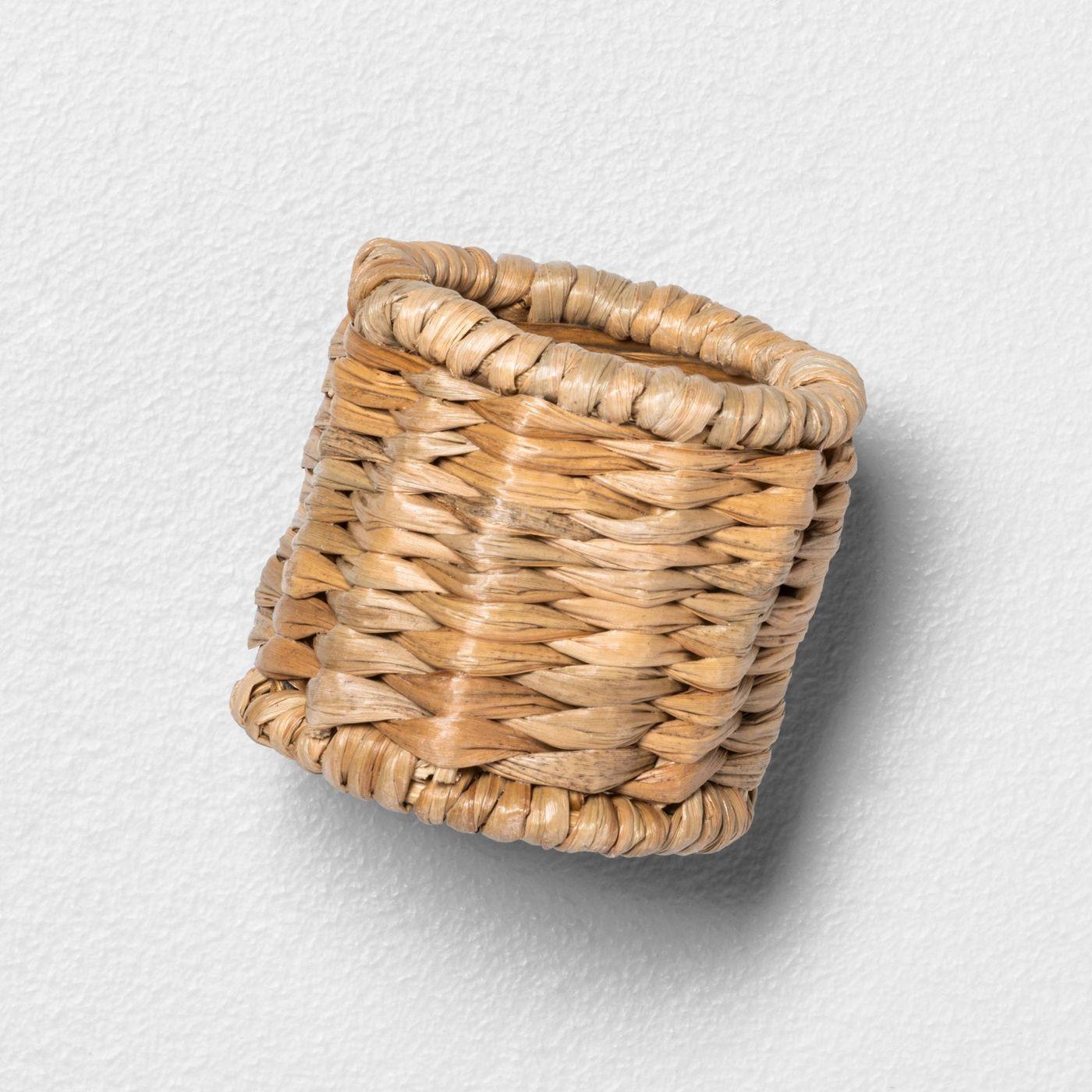 Paula – 4pk Woven Napkin Rings