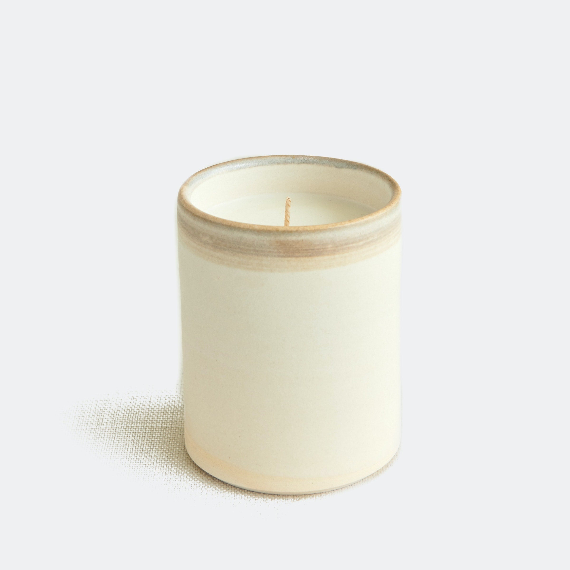 Musk Ceramic Candle