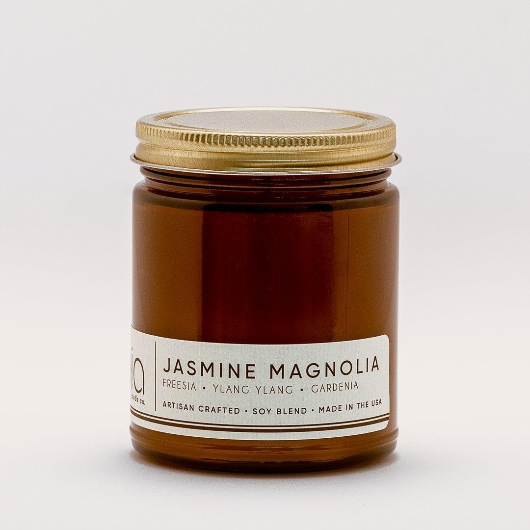 Jasmine Magnolia Classic Candle