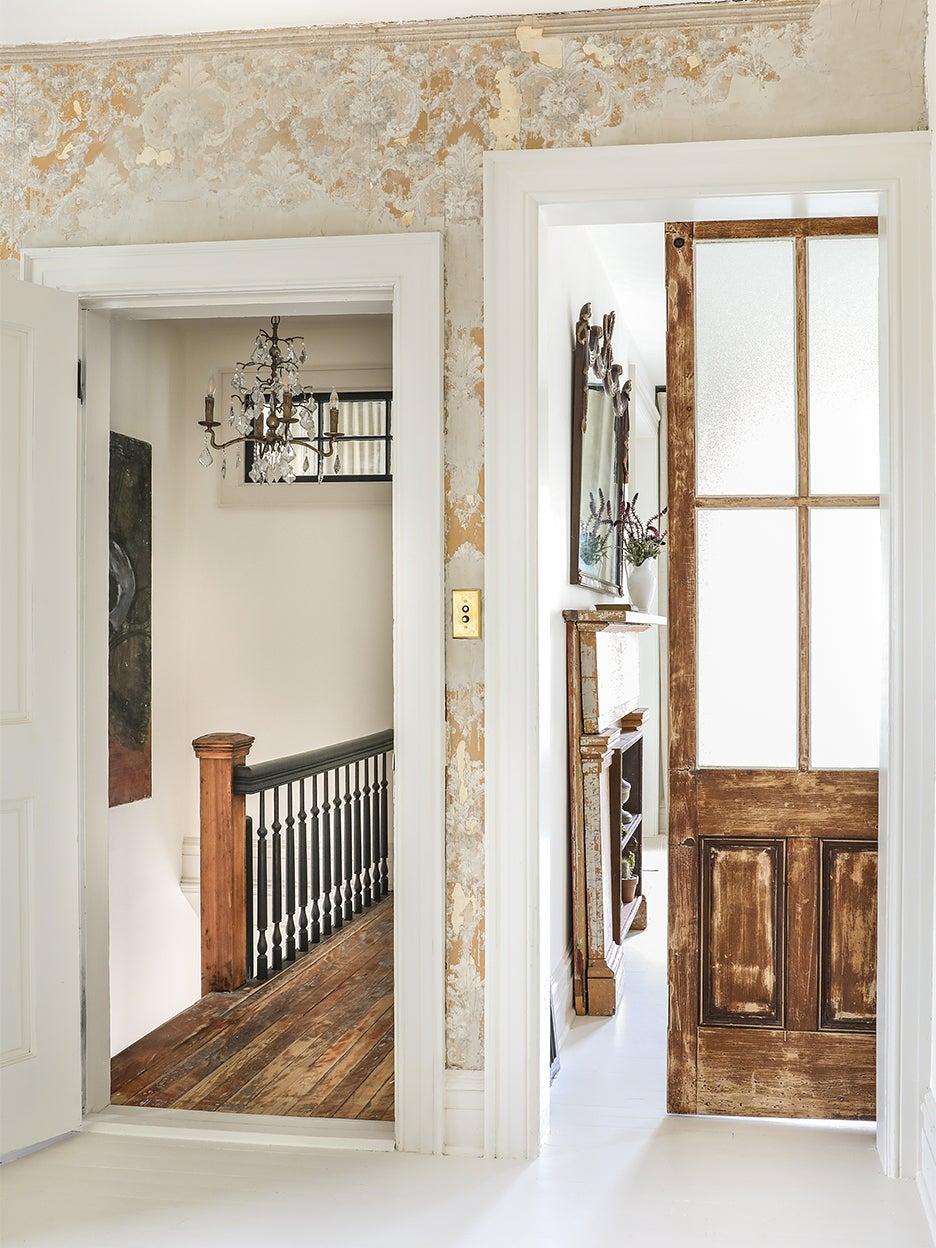 doorway looking into a hallway