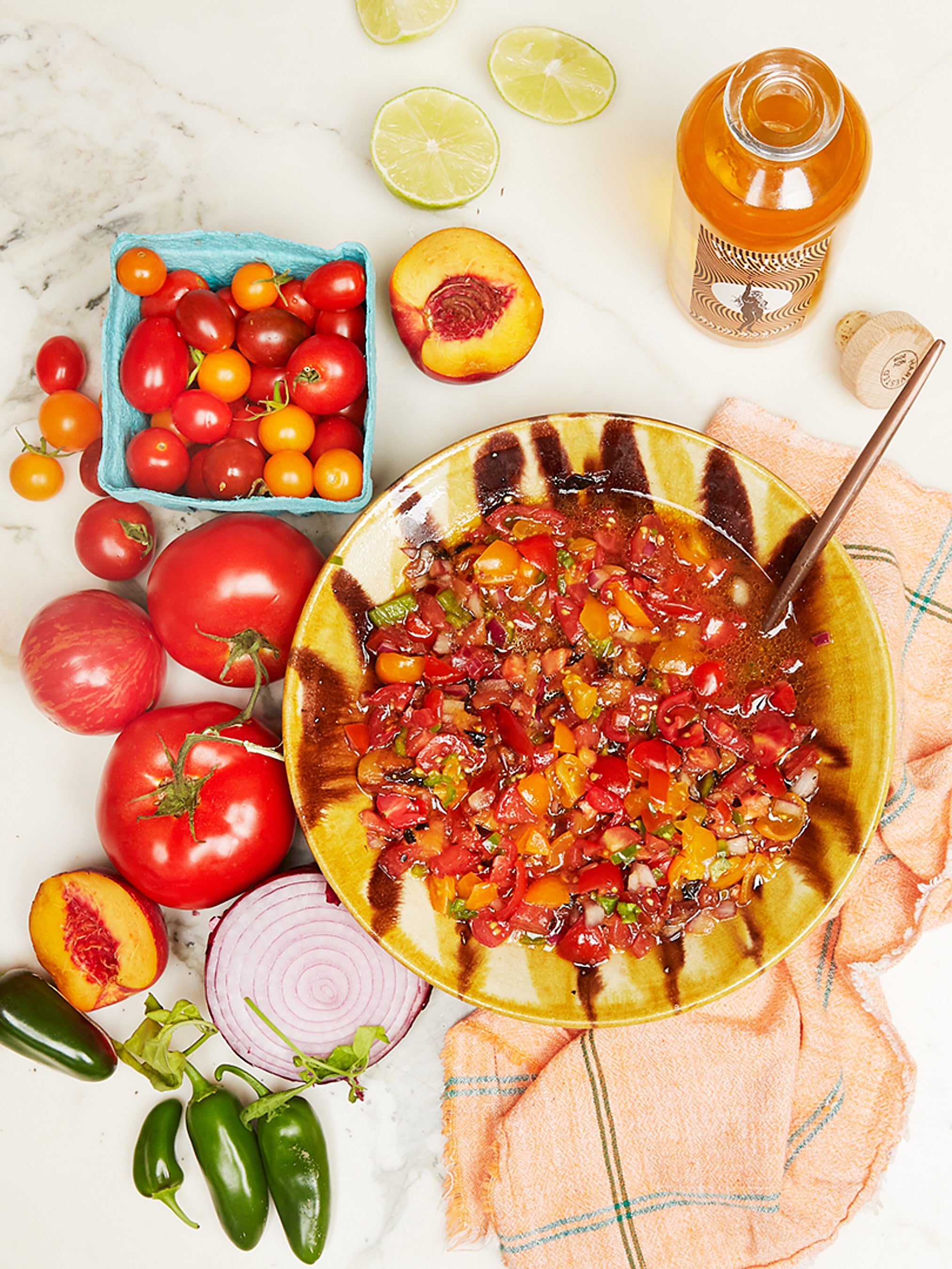 Summer Sauces Are the Antidote to Vegetable Fatigue