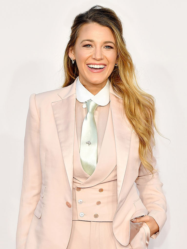 Blake Lively's Birthday Gift Is Flowers and a Candle All-in-One