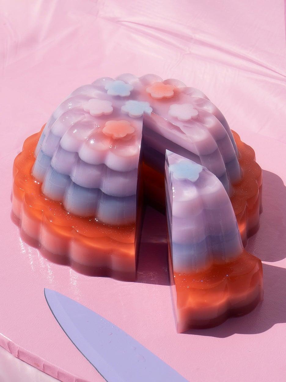 Jell-O cake