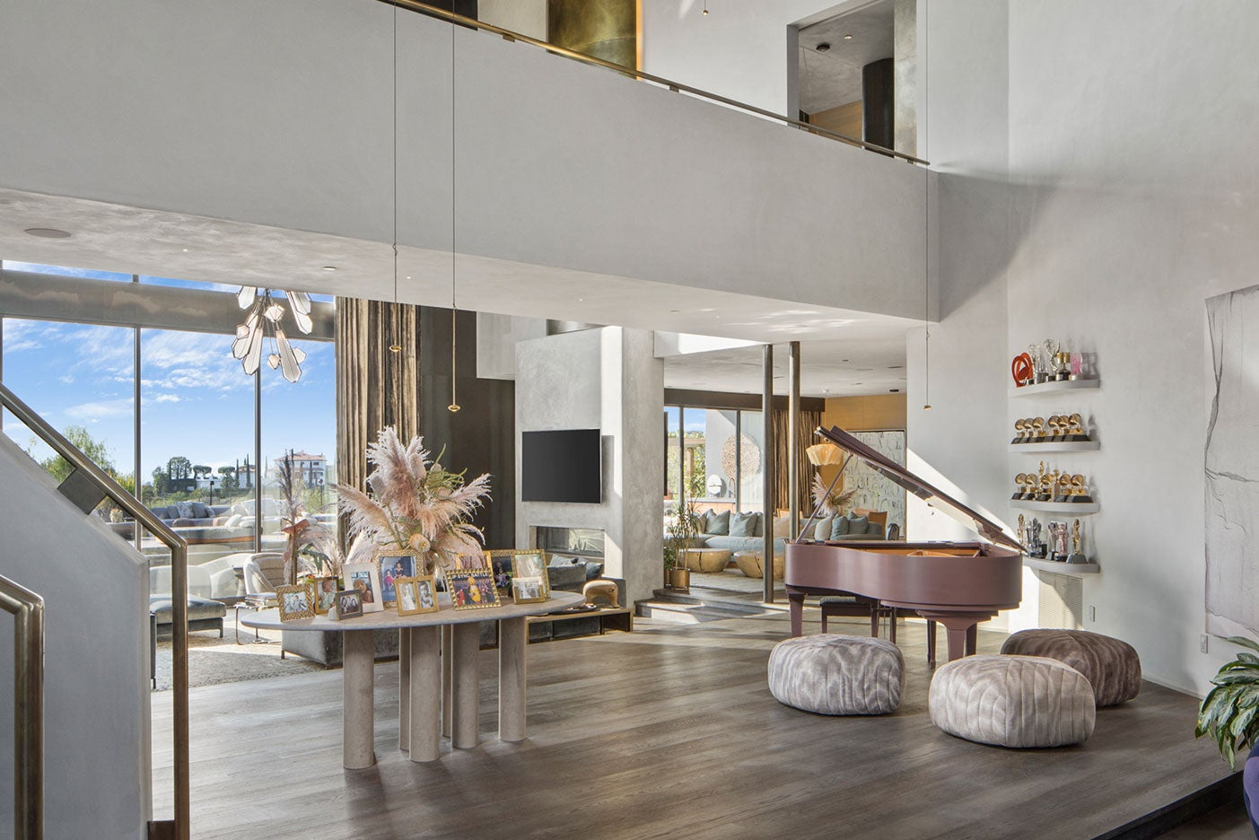 Celebrity homes we can't get enough of