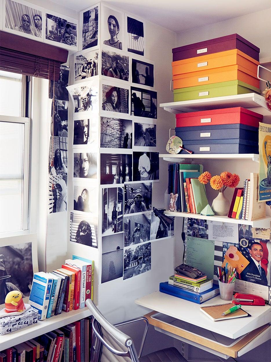 Corner of bedroom
