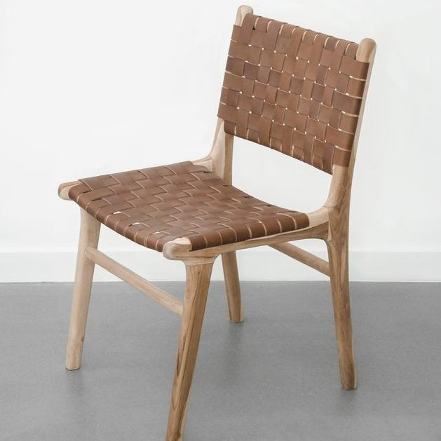 Angled-Woven-Leather-Strap-Dining-Chair-Saddle_1024x1024