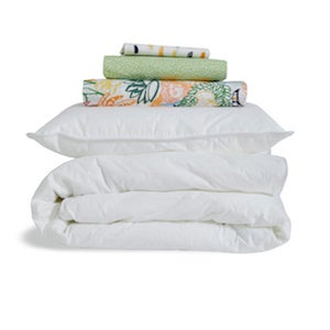 A New Baby Bedding Line Pulled From the World's Largest Vintage Textile Library