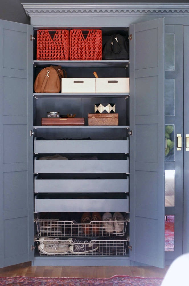 7 IKEA Pax Hacks That Give Our Nonfunctional Closets Hope
