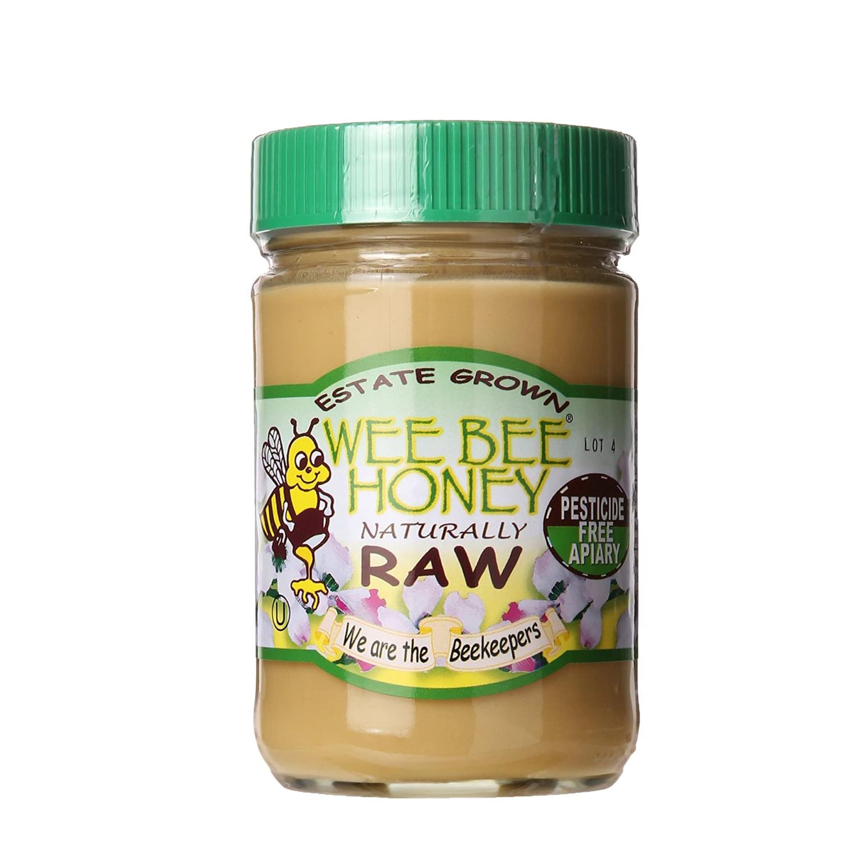 Wee Bee Naturally Raw Honey