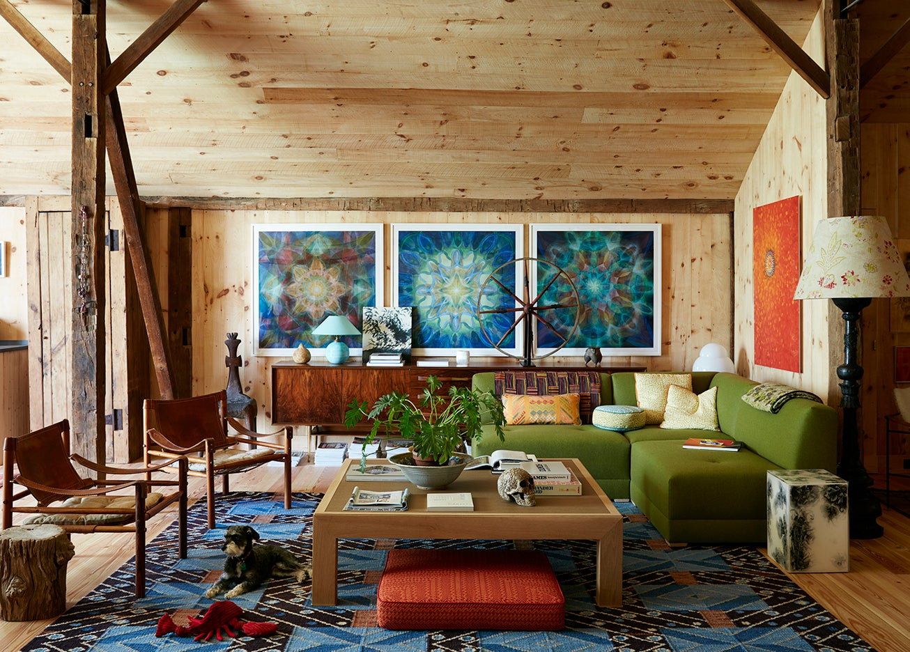 Designer Markham Roberts Turned an Upstate New York