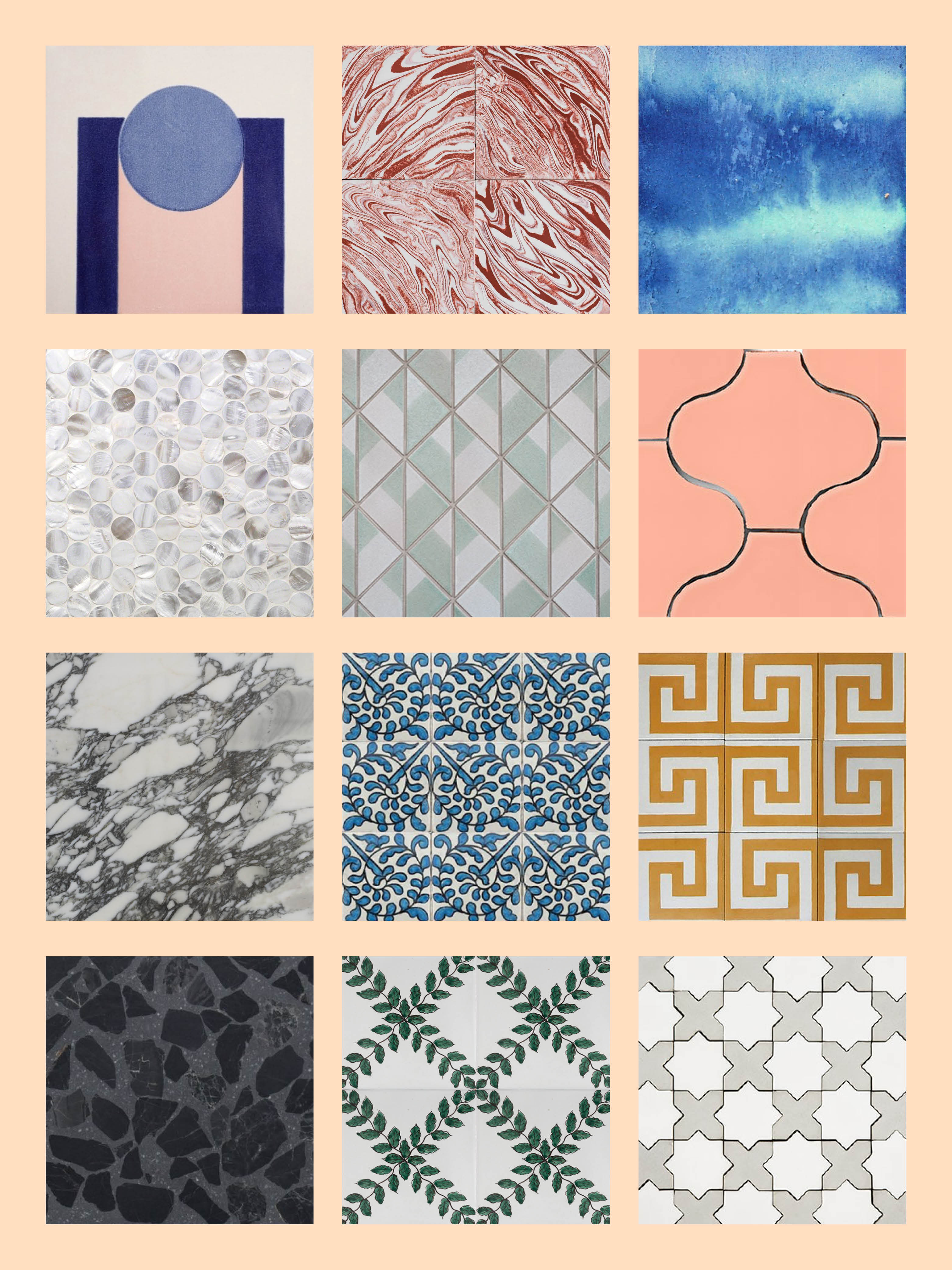 What Tile to Choose, According to the Zodiac