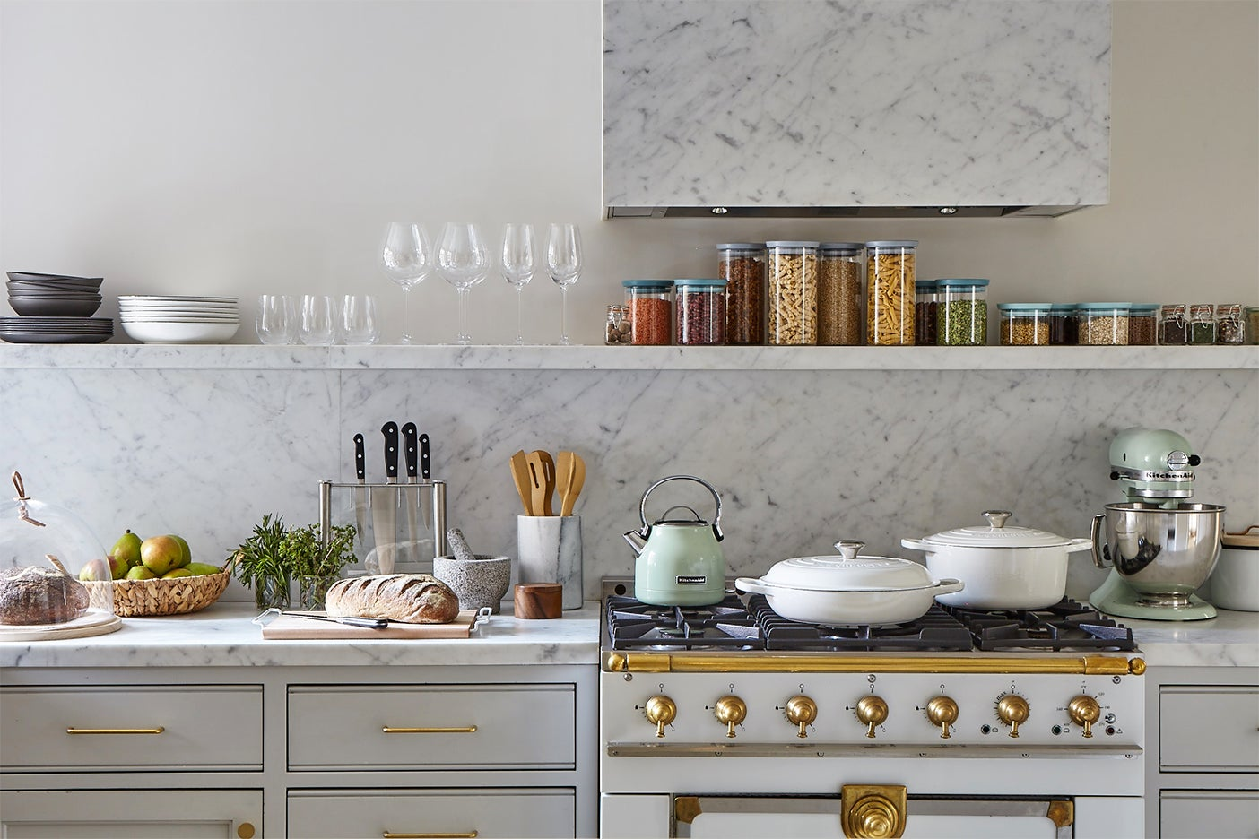 The French Appliance We've Spotted in (Almost) Every Celebrity Kitchen
