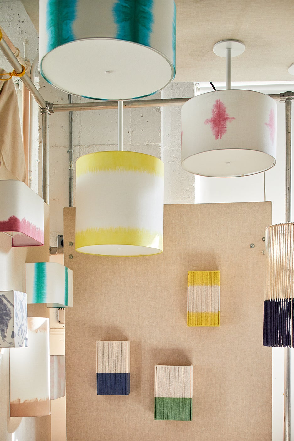 Over Bare Edison Bulbs? These Textured Lighting Ideas Are on Our Radar