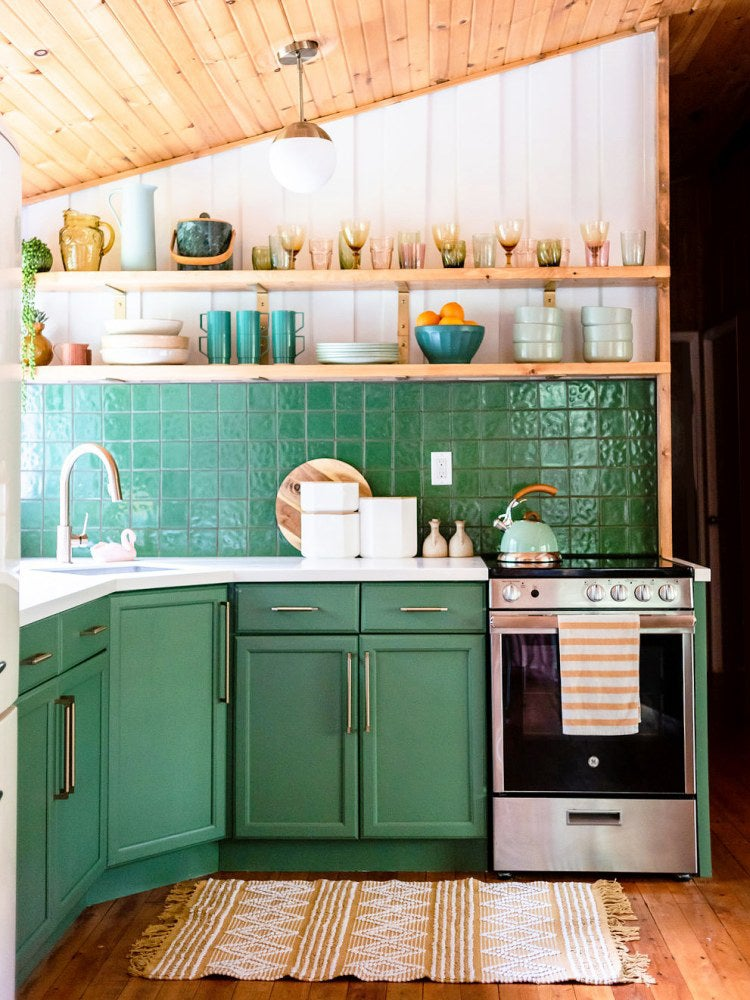 Bring Your Reno Bill Down With These DIY Kitchen Cabinet Ideas
