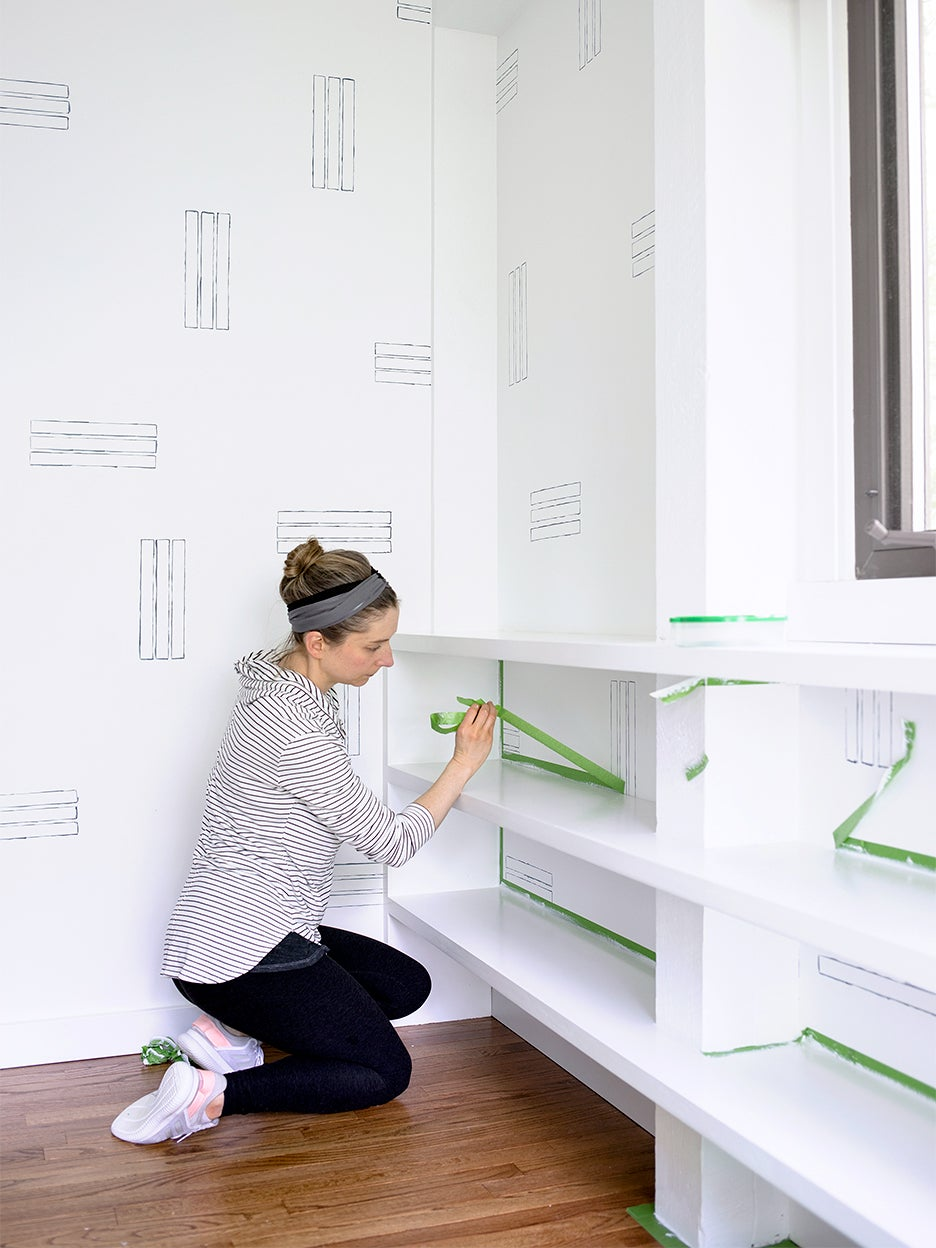 Paint tape how to