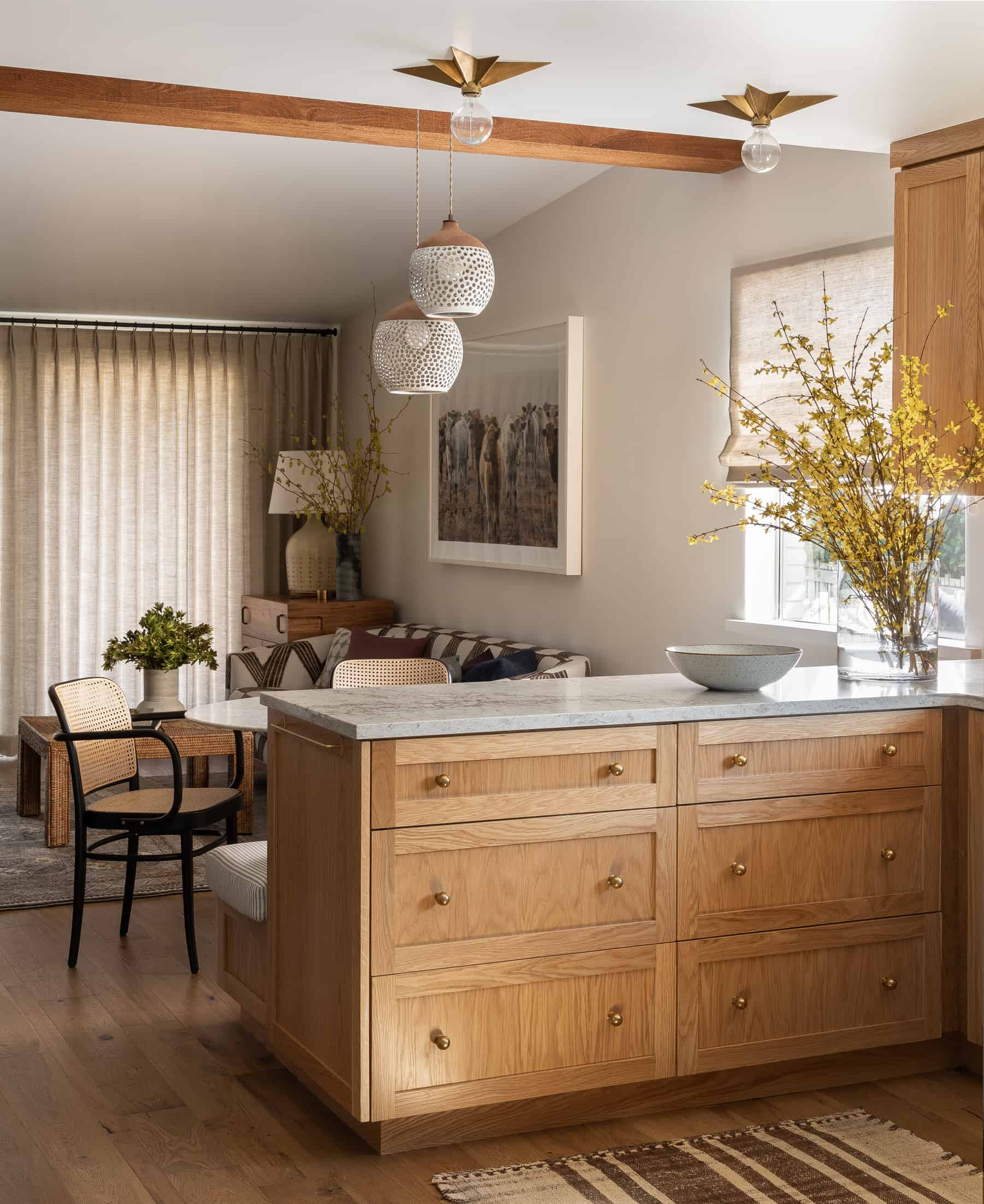 7 Ways to Ensure Your Solid Wood Kitchen Cabinets Stand ...