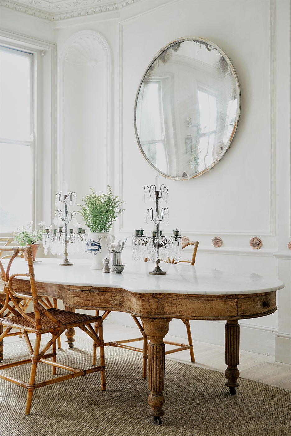 Dining Table, L'Antiques.