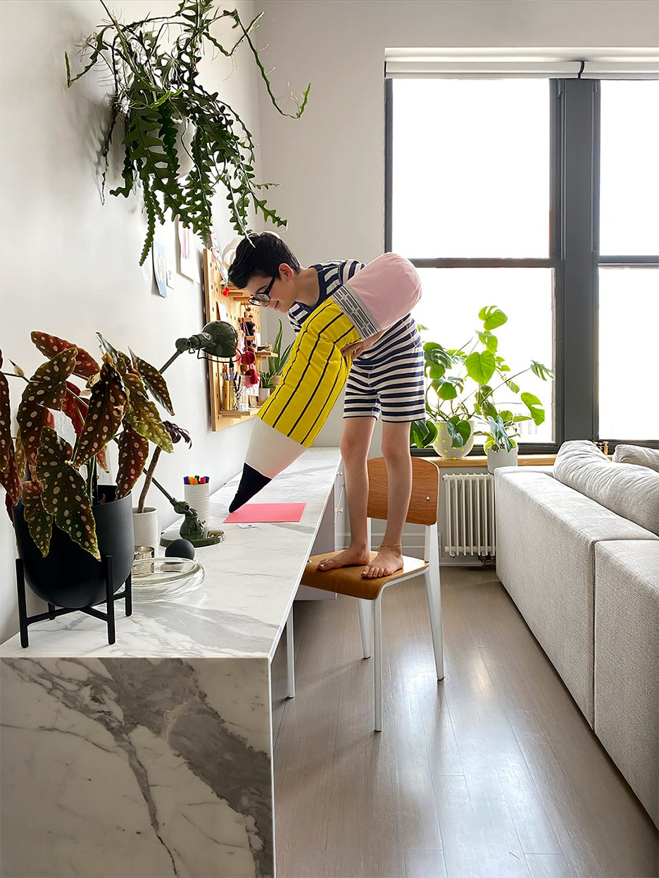 5 Creative Organizing Strategies for Kids, From a Prop Stylist's Own Apartment