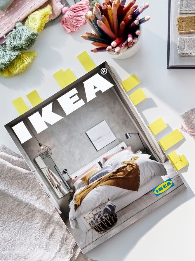 The 5 Best Design Hacks From IKEA's 2021 Catalog