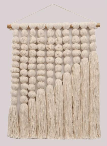 wool wall hang
