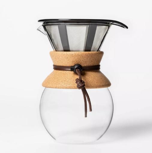 round coffee maker