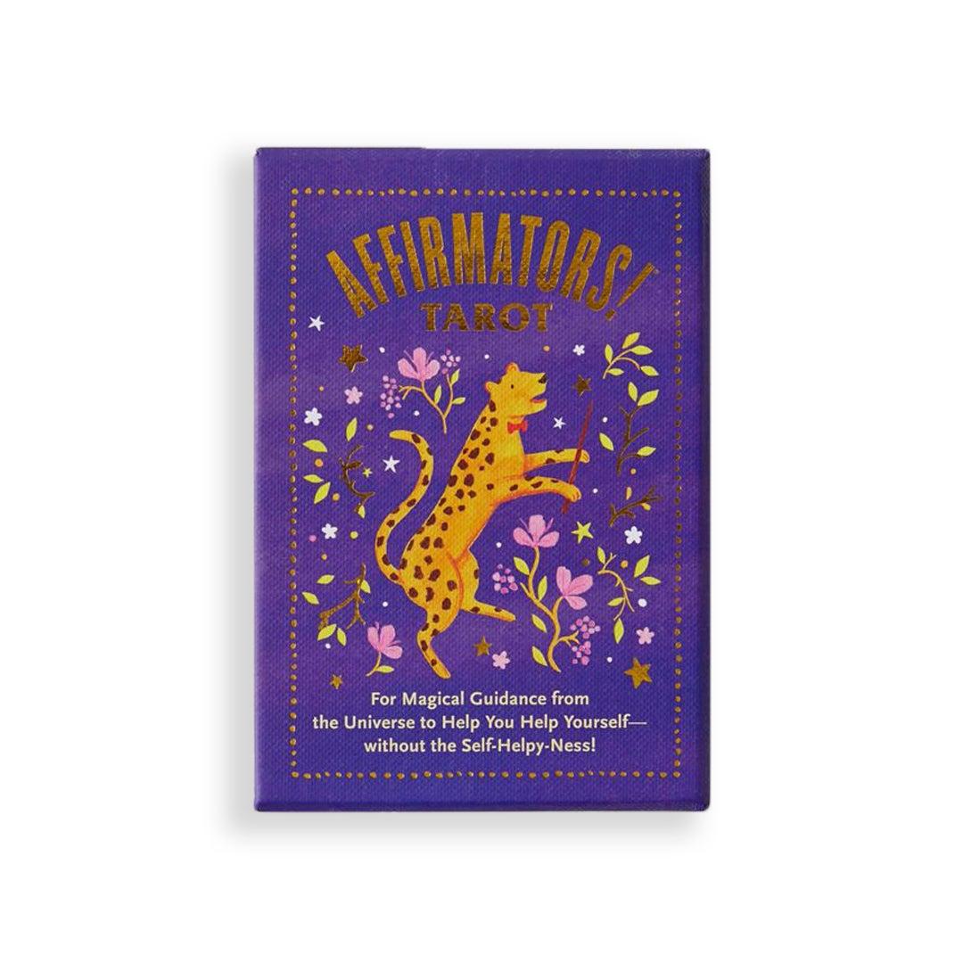 """Teen-Gift-Guide-""""Affirmators!"""" Tarot Deck-02"""
