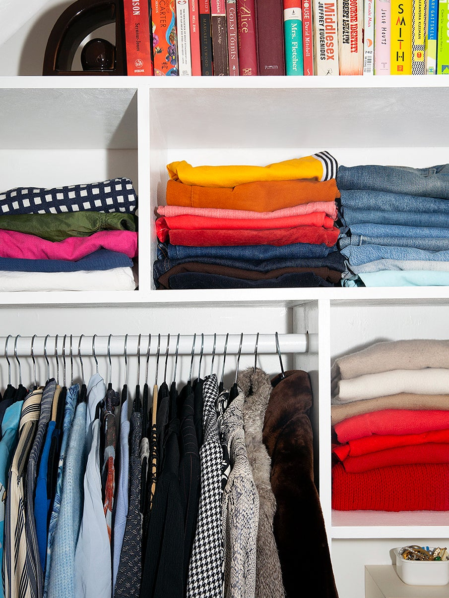 I Used This Home Edit Hack for Switching Over My Closet