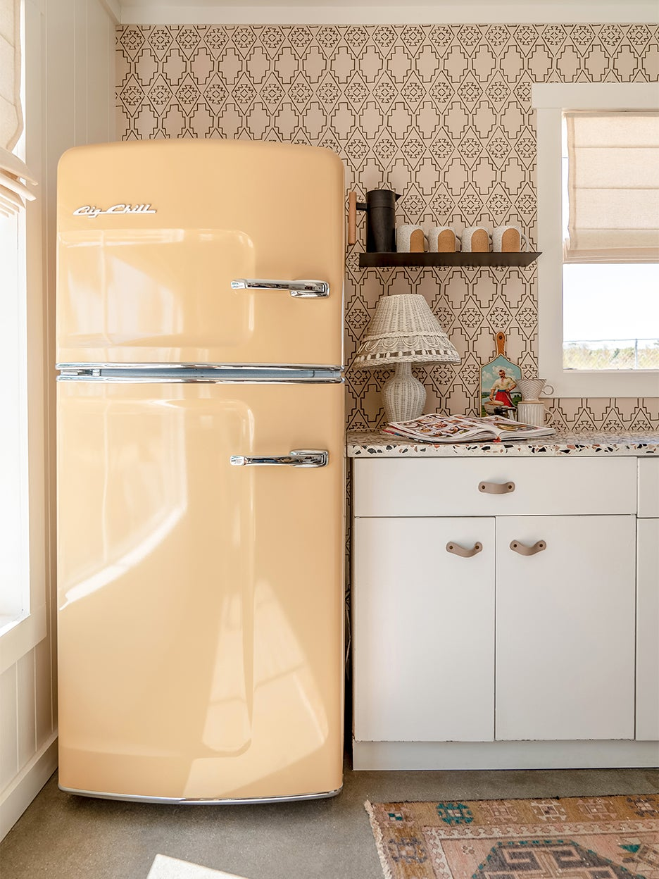 nude fridge