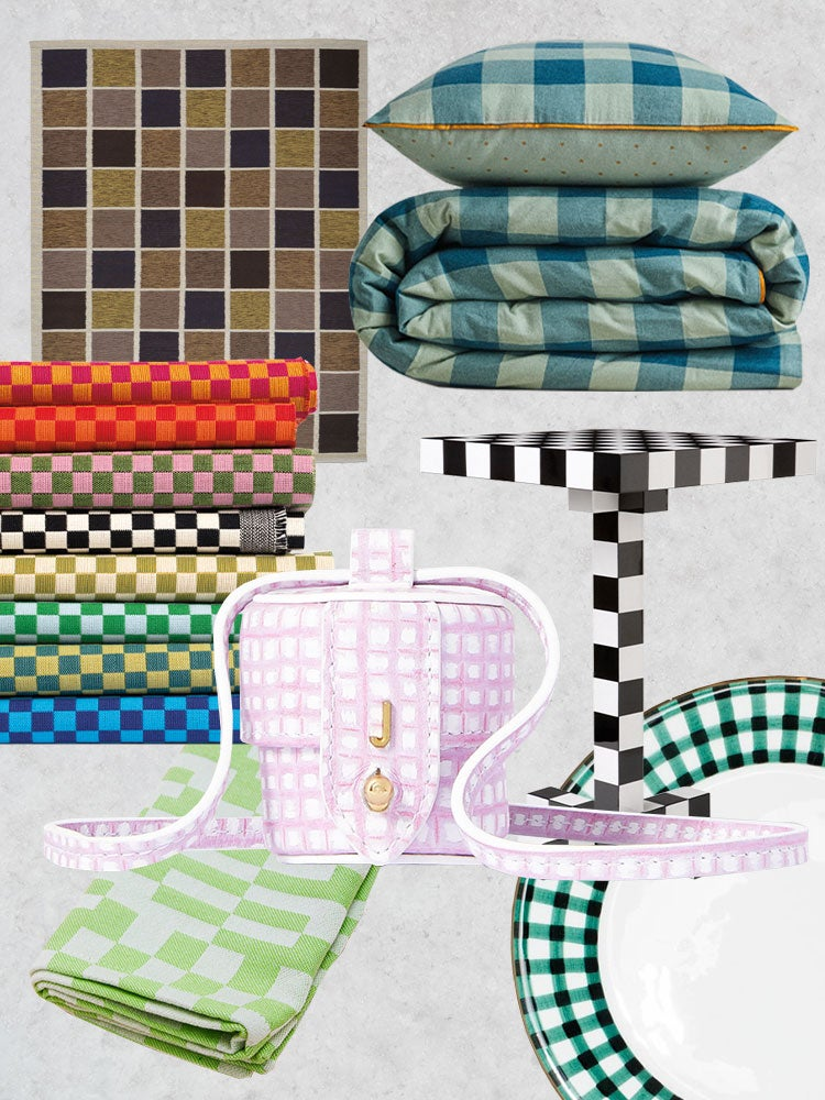 Make Everyone on Your Holiday List That Much Cooler With a Checkerboard Gift