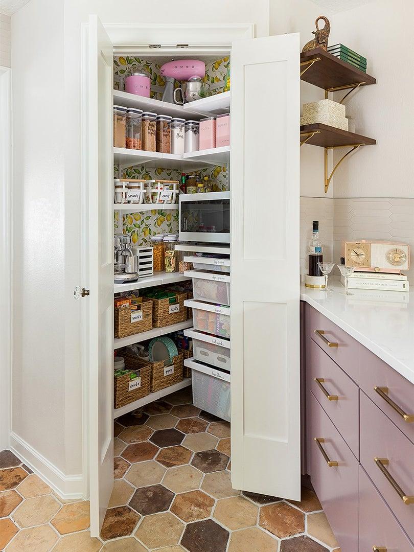 small pantry closet