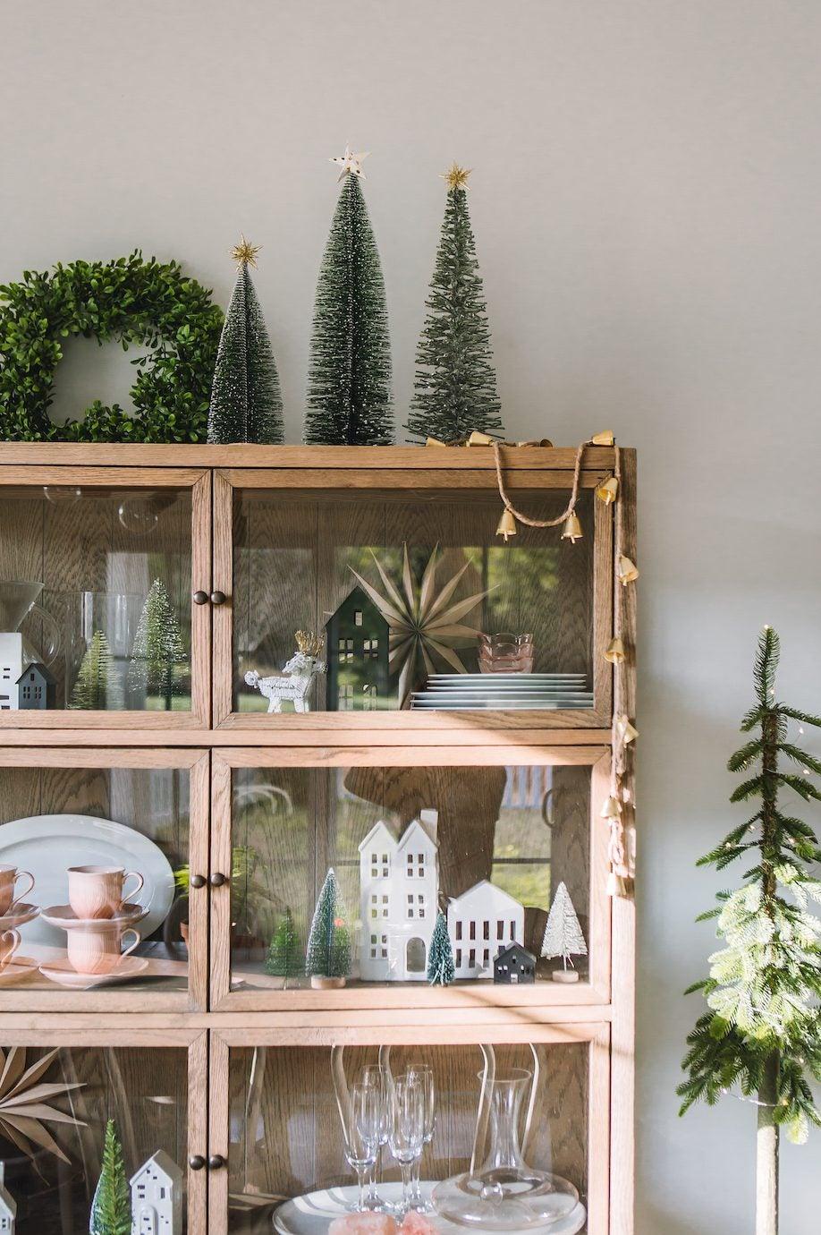 festive cabinet