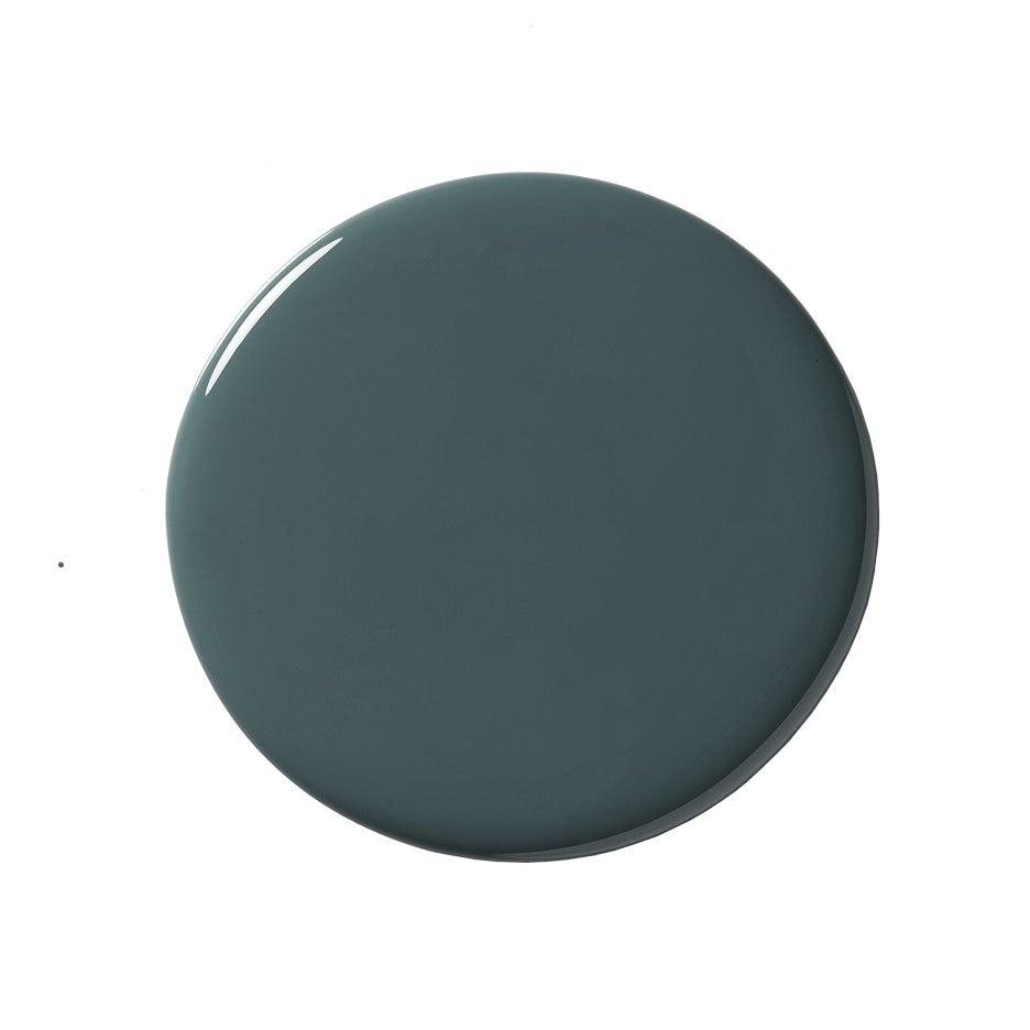 green-paint-domino