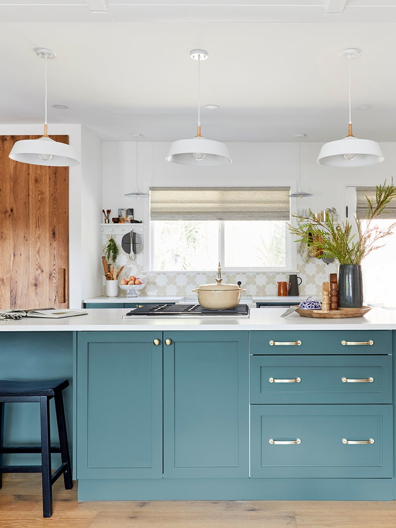 A $25 Find Made This Pro Chef Couple's IKEA Kitchen Feel Custom