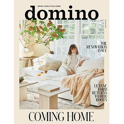 Our Cover Star, Leanne Ford, Renovated Her New Home the Only Way She Knows How