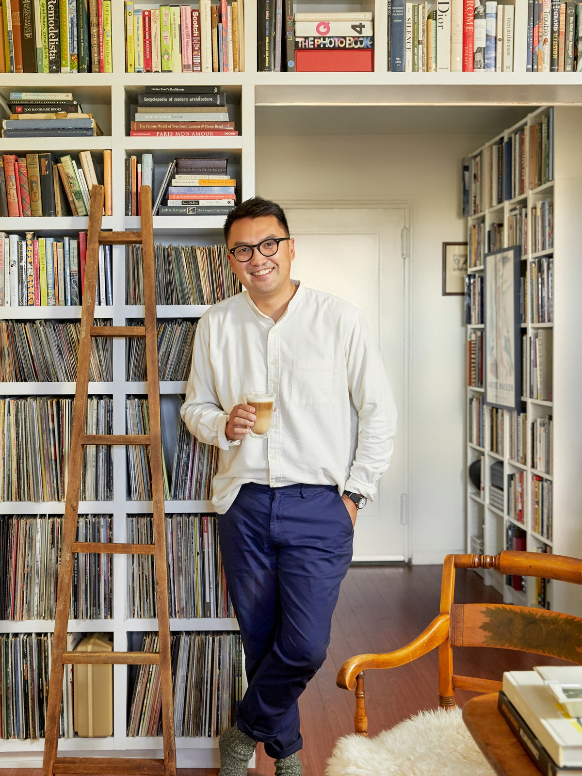 Domino's Style Director Shares the Morning Rituals That Jump-Start His Creativity