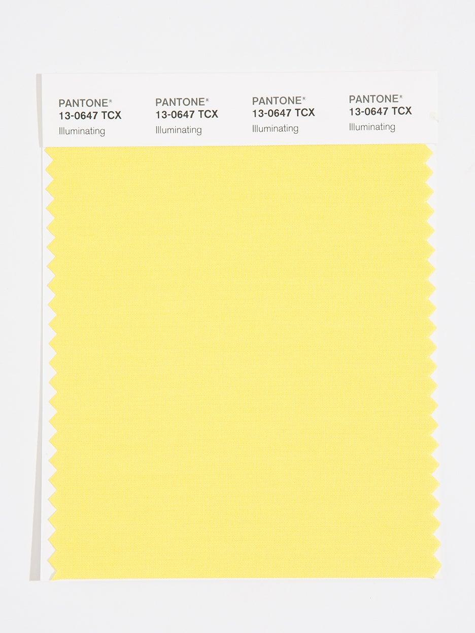 yellow swatch
