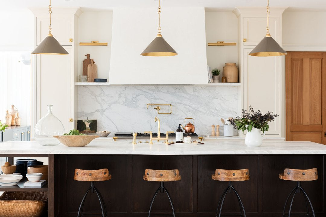 The classic mistake people make when installing kitchen cabinets