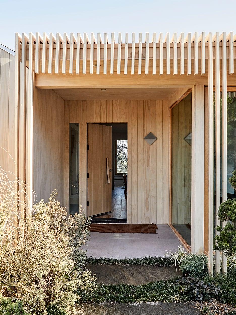 zen wood house